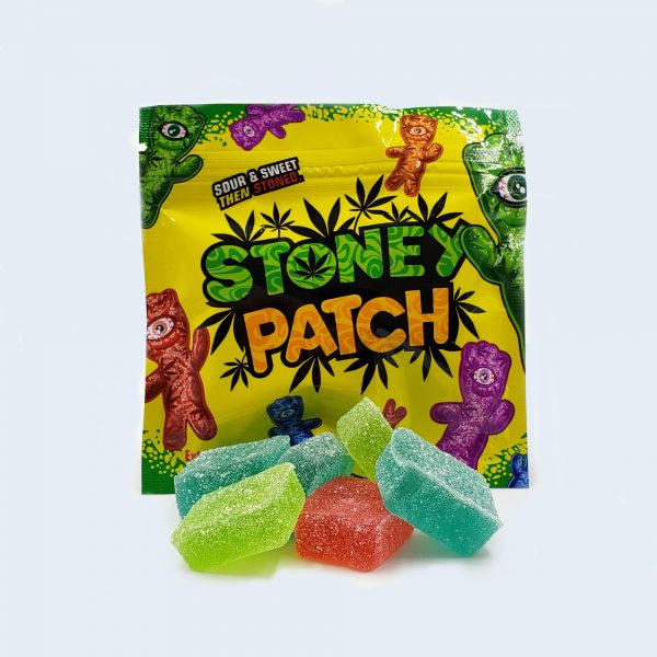Stoney Patch Gummies
